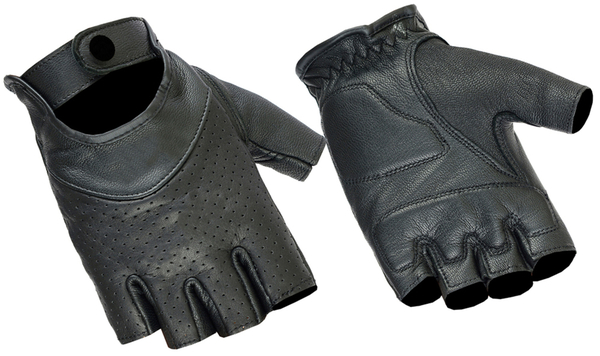 DS8    Women's Perforated Fingerless Glove | Women's Fingerless Gloves