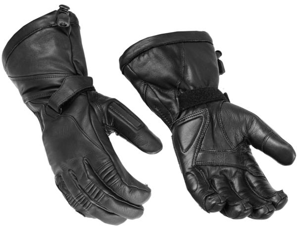 DS28 High Performance Deer Skin Insulated Cruiser Glove | Men's Gauntlet Gloves