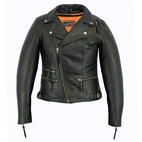 DS804 Women's Updated Stylish M/C Jacket | Women's Jackets