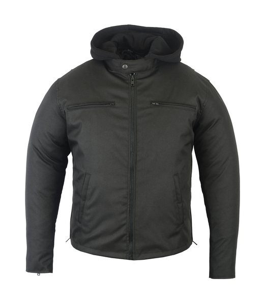 DS617    All Season Men's Textile Cruiser Jacket | Men's Jackets