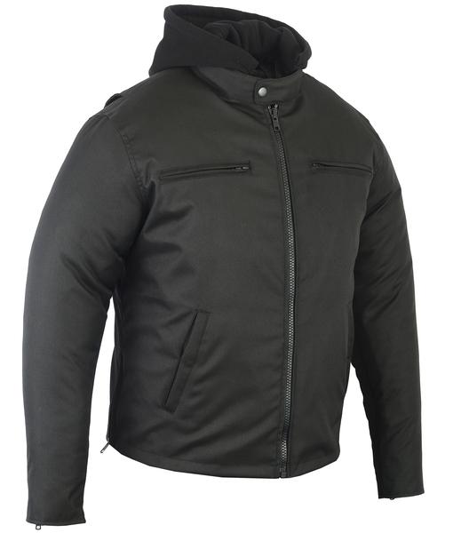 DS617 All Season Men's Textile Cruiser Jacket | Men's Textile Jackets