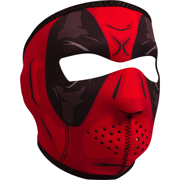 WNFM109 ZAN® Full Mask- Neoprene- Red Dawn | Full Facemasks