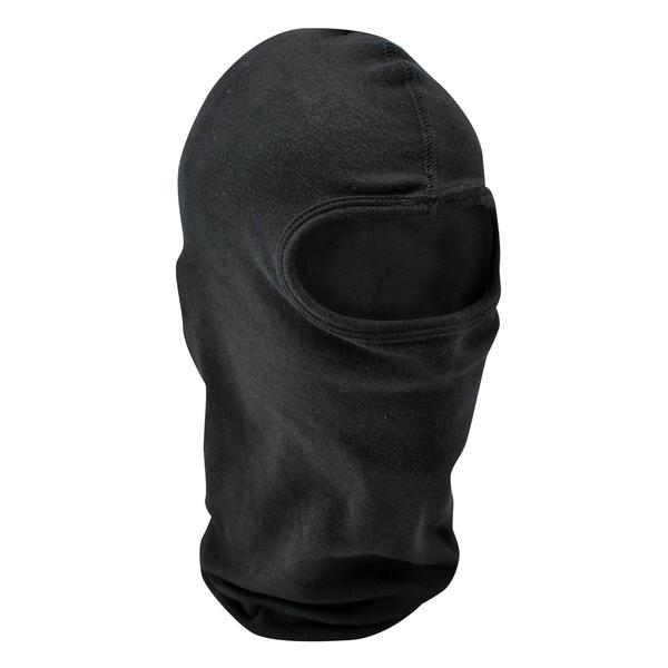 WCB114 ZAN® Balaclava- Cotton- Black | Head/Neck/Sleeve Gear