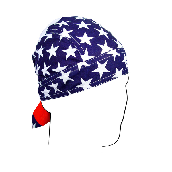 Z120 Flydanna®, Cotton, American Flag | Headwraps