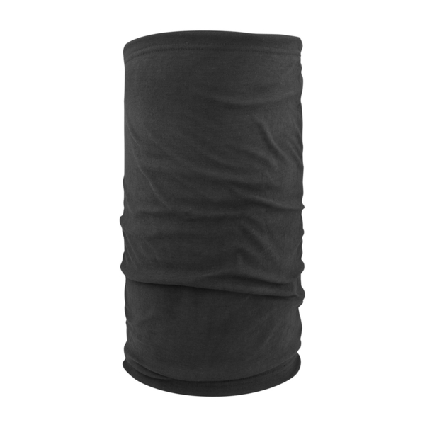 TF114 Motley Tube® Fleece Lined- Black | Head/Neck/Sleeve Gear