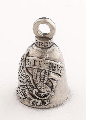 GB Live to Ride Guardian Bell® Live to Ride/ Ride to Live   Guardian Bells