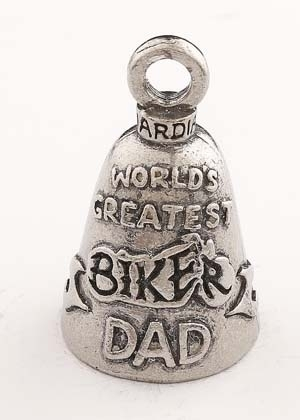 GB Biker Dad Guardian Bell® Biker Dad | Guardian Bells