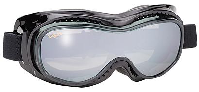 9300 Airfoil Goggle- Silver | Goggles