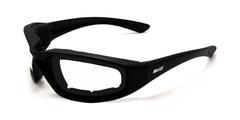 Foam-Clear Maxx Foam Black Clear Lens | Sunglasses