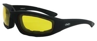 24KickbackYT Kickback 24 Yellow Photochromatic Lenses | Photochromatic Glasses