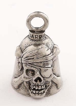 GB Pirate Skull Guardian Bell® Pirate Skull | Guardian Bells