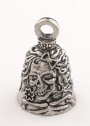GB Lady Skull Guardian Bell® Lady Skull | Guardian Bells