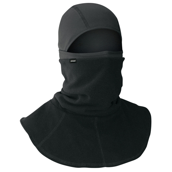 WB114C Balaclava Motley Tube®- Polyester/Spandex- Black | Head/Neck/Sleeve Gear