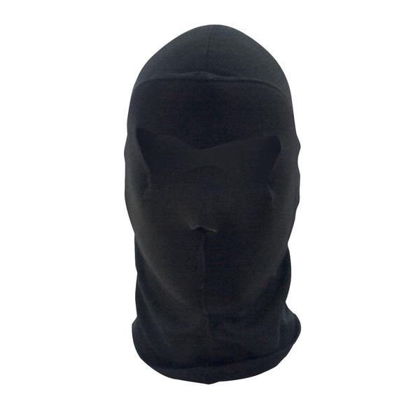 WBC114NFME Balaclava Extreme- COOLMAX®- Full Mask- Black | Head/Neck/Sleeve Gear