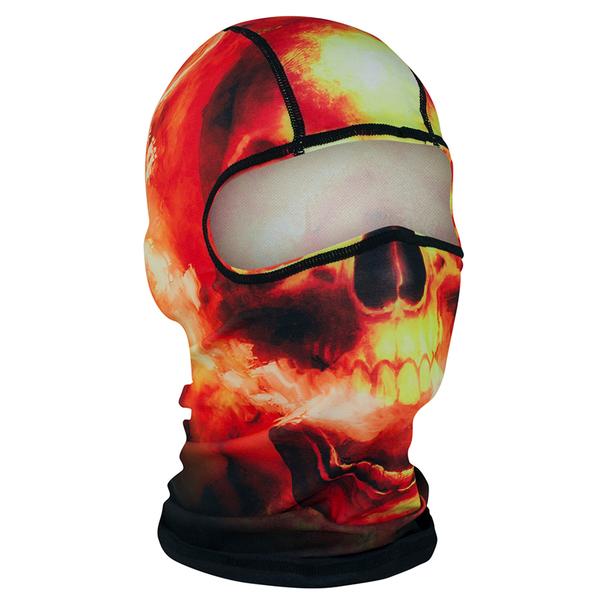 WBP104 Balaclava Polyester- Hades | Head/Neck/Sleeve Gear