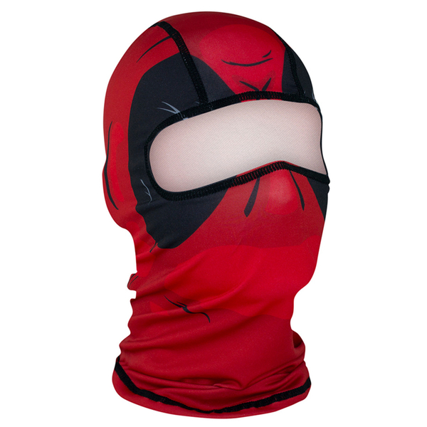 WBP109 Balaclava Polyester- Red Dawn | Head/Neck/Sleeve Gear