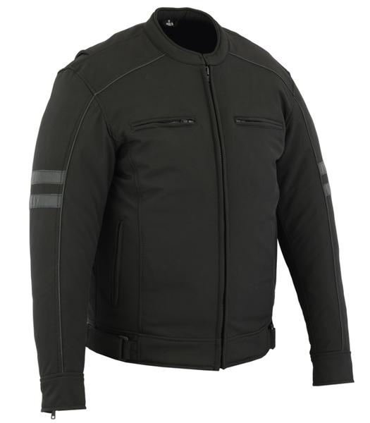 DS703 All Season Reflective Men's Textile Jacket | Men's Textile Jackets