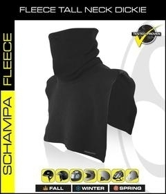 TD012 Dickie- Shielded Tall Neck- Half Chest Back | Head/Neck/Sleeve Gear