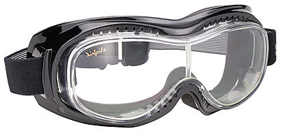 9305 Airfoil Goggle- Clear | Goggles