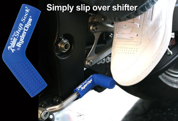 RSS-BLUE Rubber Shift Sock- Blue | Rubber Shift Sock