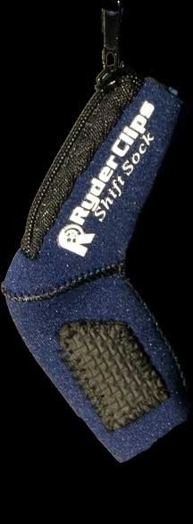 SS-BLUE Neoprene Shift Sock- Blue | Neoprene Shift Sock