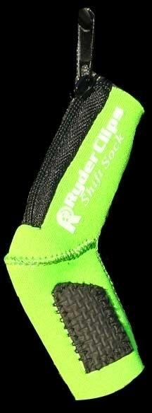 SS-GREEN Neoprene Shift Sock-Green | Neoprene Shift Sock