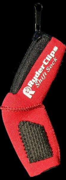SS-RED Neoprene Shift Sock- Red | Neoprene Shift Sock