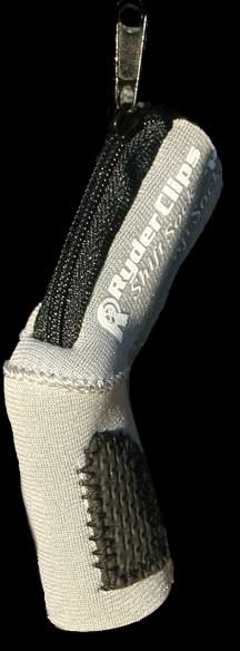 SS-SILVER Neoprene Shift Sock- Silver | Neoprene Shift Sock