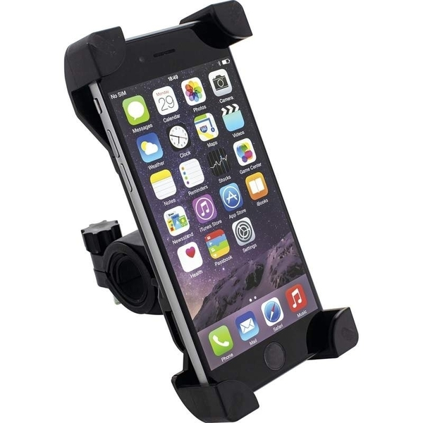 BKMOUNTL Adjustable Motorcycle Phone Mount | Motorcycle Mounts