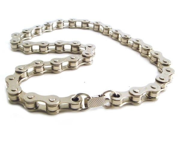 A320N Bike Chain Choker | Necklaces/ Chokers
