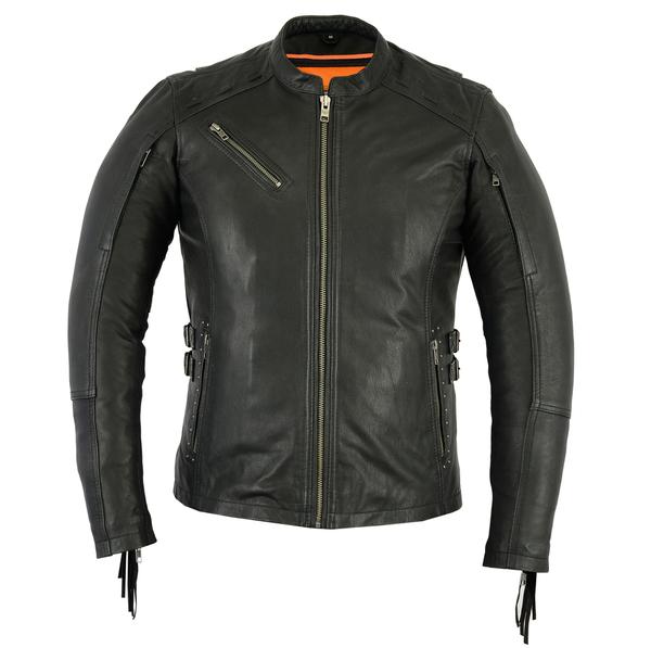 DS880 Women's Stylish Jacket with Fringe | Women's Jackets