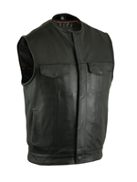 Image Men's Leather Vests