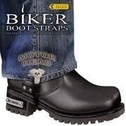 Image Biker Boot Straps
