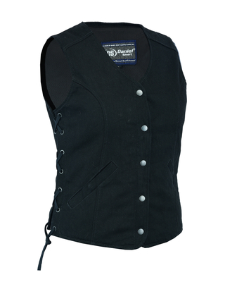 Image Women's Denim Vests