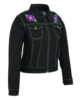 Women's Textile Jackets