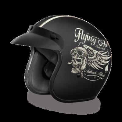 3/4 Shell Helmets