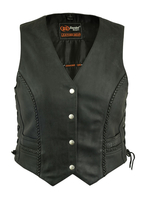 Image DS222 Women's Braided Vest