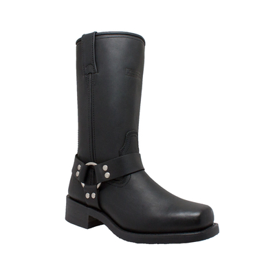 2442 Women's Harness Boot-Black