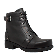 Image 8647 Women's Double Zipper Boot
