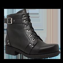 8647 Women's Double Zipper Boot