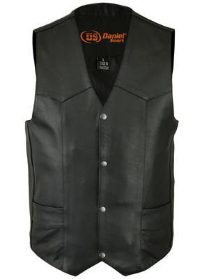 Image DS109 Men's Traditional Light Weight Vest