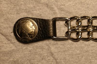Image J218C Vest Extender Indian Nickel