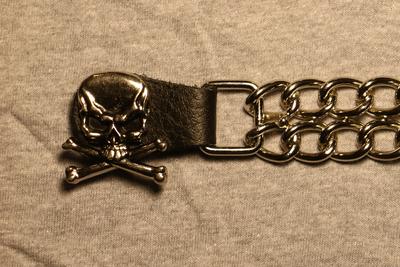 Image J223C Vest Extender Skull