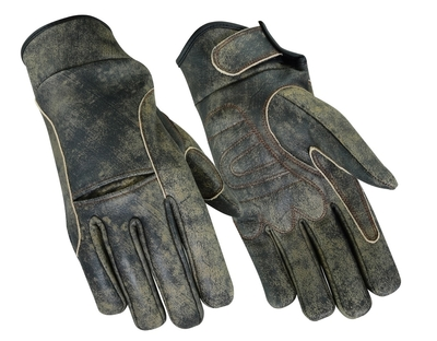 Image DS42B Premium Antique Brown Cruiser Glove