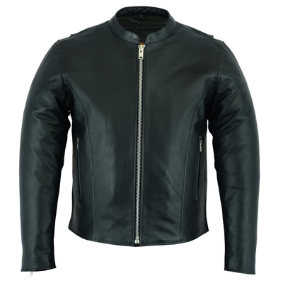 Image DS738 Men's Classic Scooter Jacket