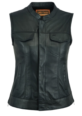 Image DS287 Women's Premium Single Back Panel Concealment Vest