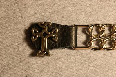 Image J222C Vest Extender - Celtic Cross