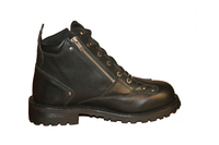 Image DS9730 Men's 6'' Side Zipper Plain Toe Boot