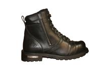 Image DS9731 Men's 6'' Side Zipper Plain Toe Boot W/Perforation
