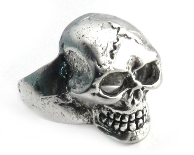 Image R18 XL Skull Ring